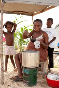 Haiti smart stoves