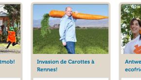 Carrotmob campaigns