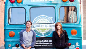 Journey of Action Bus