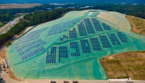 hickory-ridge-landfill-solar-energy
