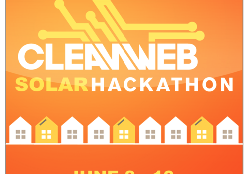 cleanweb-solar hackathon