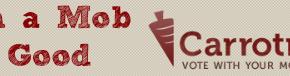Carrotmob banner