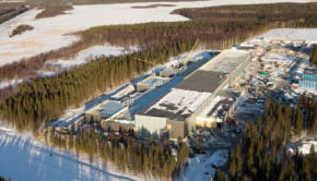 Facebook Data Center in Sweden