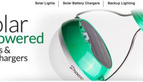 Nokero solar Charger