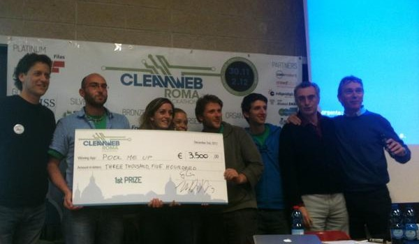 Pool.me.up_Cleanweb.Hackathon.Rome.image