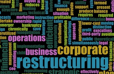 Business-Restructuring