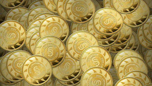 SolarCoin cryptocurrency