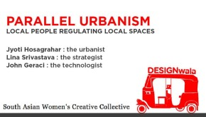 "Video-Parallel Urbanism: ""Local People Regulating Local Spaces"""