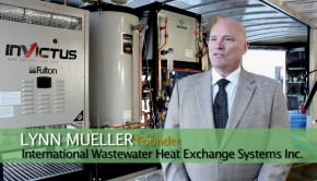 Waste Heat Recovery System Uses Municipal Sewage Wastewater to Boost Heating & Cooling
