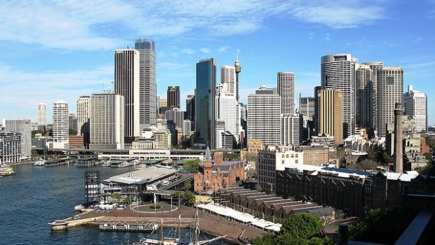 Sydney-city-skyline