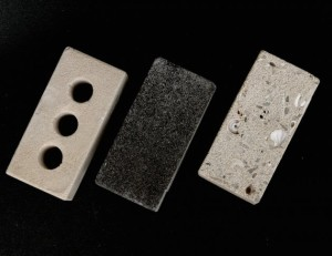 BioMason sustainable bricks