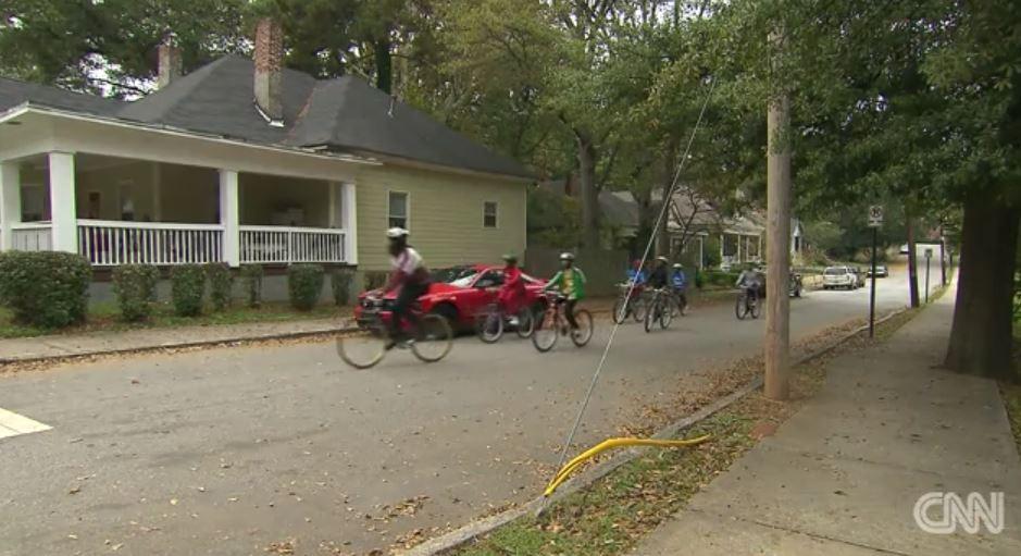 WeCycle Atlanta teaches sustainability