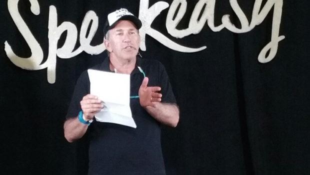 Speakeasy: Jeffrey Hollender at Wanderlust Squaw Valley