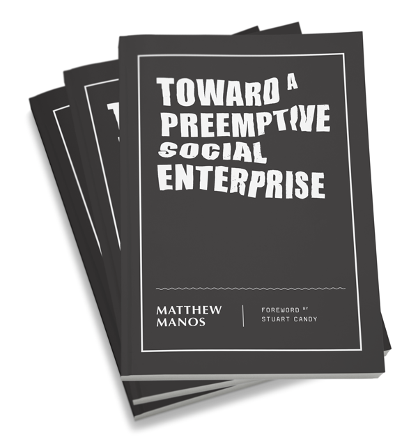 Matt Manos book for the social entrepreneurs