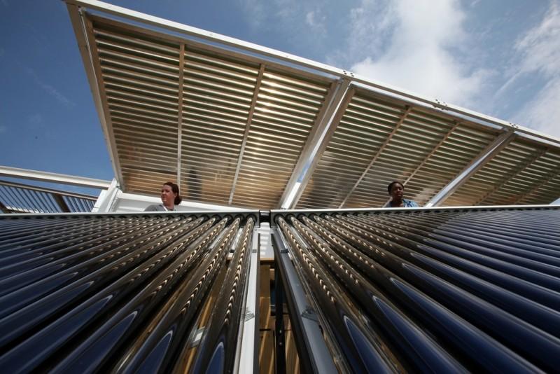 women in solar