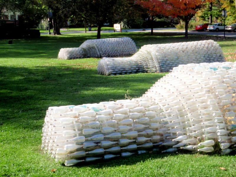 plastic repurposing