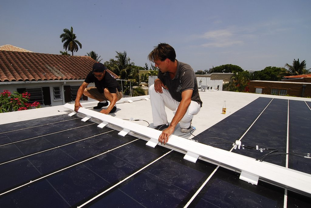 clean energy on the rise